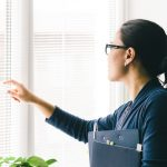 Design Your Home Office with Window Treatments